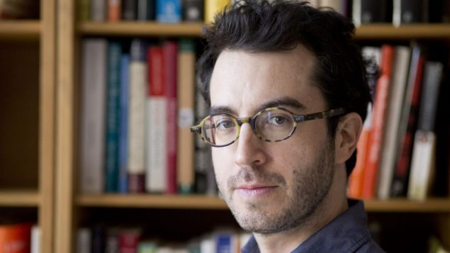 In his new book Foer and his fictional characters confront the destruction of Israet. Courtesy of Jeff Mermelstein