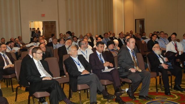 Members at a RCA Conference in New York in 2014. JTA