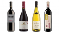 Try these six new wines for under $40 for Rosh Hashanah. Courtesy