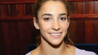 Aly Raisman: I always made time [for Judaism] with training. ... [M]y coaches were always really respectful of it ... .
