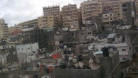Shuafat refugee camp