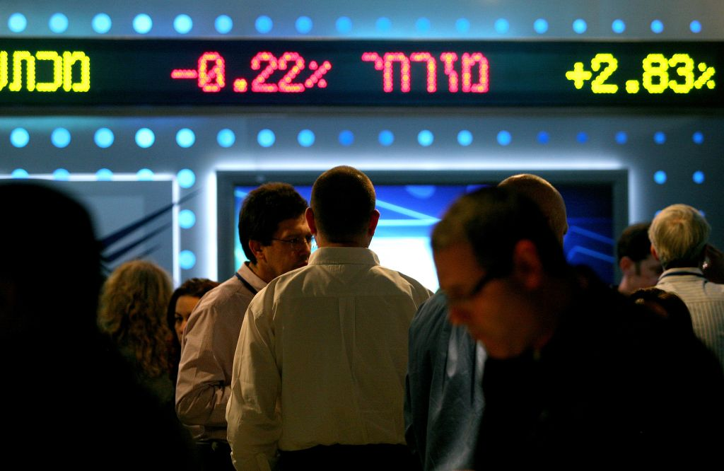 Israel stock options