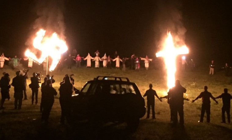 the perpetration of racism in the notorious ku klux klan Sociologist and ku klux klan scholar david cunningham discusses the five  questions  but rather to a collection of groups bound by use of now-iconic racist  symbols  federal legislation targeting klan-perpetrated violence in the early  1870s.