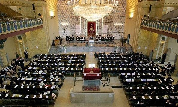 Synagogue. Getty Images