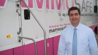 "Dr. Daniel Roubein founded Mammosafe, ""the nation's only mobile, full-service breast imaging center.""  STEVE LIPMAN/JW"