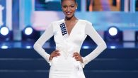"A sight for sore Buckeyes: Miss Israel ""Titi"" Aynaw at 2013 contest. JNF/Media Matters"