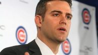 Cubs general manager Theo Epstein: Two teams, two curses undone. Credit