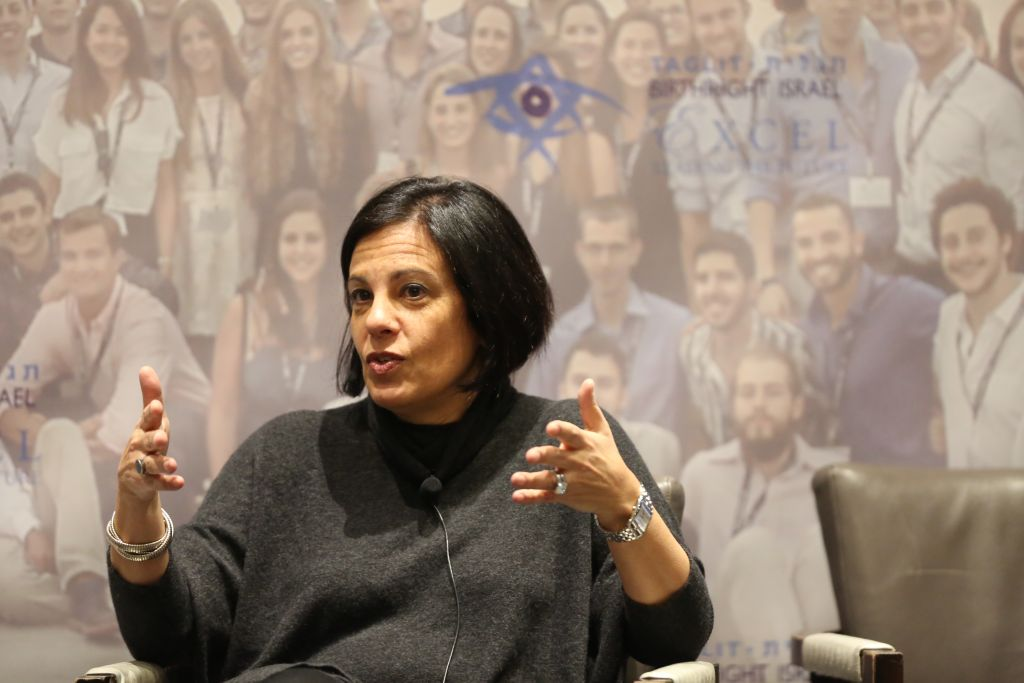 Joanne Wilson, angel investor with an 85-strong portfolio and Birthright Excel mentor. (Courtesy Birthright Excel)