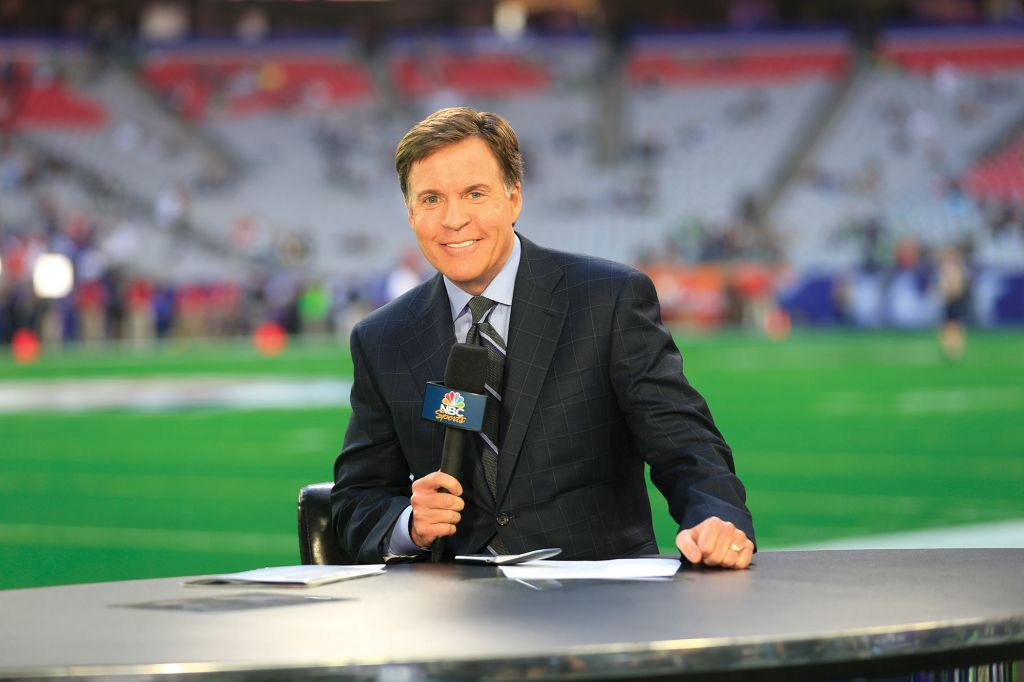 Sportscaster Bob Costas, who spoke out forcefully against the IOC's refusal to allow a moment of silence, will moderate the panel.