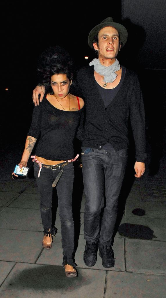 Capturing Amy Winehouse in a new light   Jewish News
