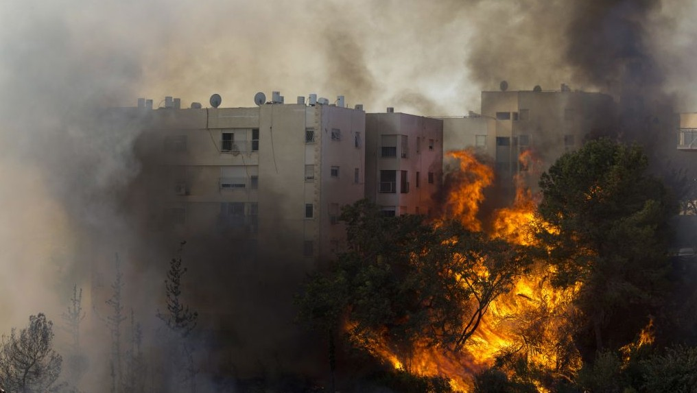Israel Fire Dept: London Tower Fire CAN Happen in Israel