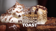 S'mores Challah French Toast