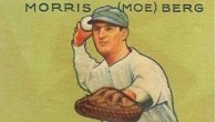 "Morris ""Moe"" Berg (Crédit photo: Goudey, Wikimedia Commons)"