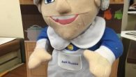 The 'Ask Bubbe' doll can make a great Chanukkah gift. Renee Harari/JW