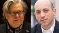 Alt-right and civil rights: The appointment of Steve Bannon, left, a voice of the alt-right. Courtesy of ADL