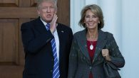 School choice champion Betsy DeVos is President-elect Trump's pick for education secretary. Getty Images
