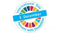 UN International Day of People With Disabilities. Courtesy of the UN
