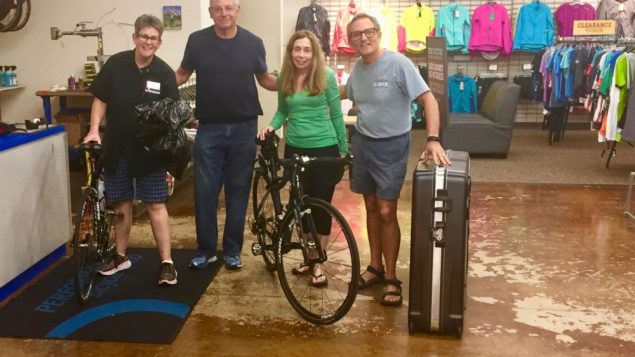JNF-Atlanta Team Prepares for 2016 Israel Ride 1