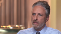 Jon Stewart sat down with Charlie Rose to discuss politics Thursday morning. Screenshot/Youtube.com CBS This Morning