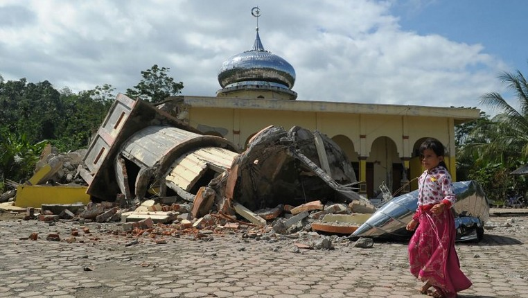Indonesia natural disaster: Scores killed in 6.5 magnitude quake