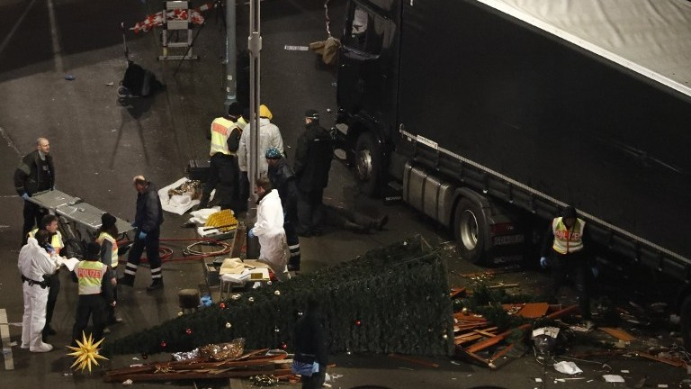 Berlin Christmas market attack suspect released