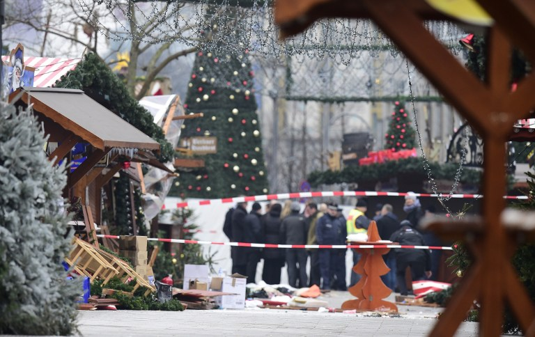Police Uncertain They Have Their Man In Berlin Terror