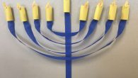 Chanukah Menorah. Courtesy of Gateways