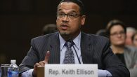 Jewish Democrats are split on Rep. Keith Ellison for DNC chair. Getty images
