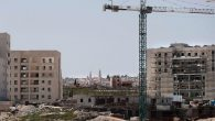 Israel's continued settlement building is increasingly troubling to Democrats. Getty images