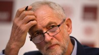 Britain's opposition Labour party leader Jeremy Corbyn gestures during a conference at the Fabian Society conference in central London on January 14, 2017. (AFP PHOTO / Daniel LEAL-OLIVAS)