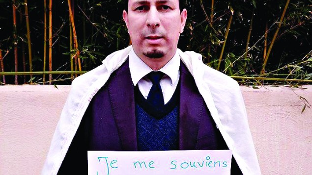 14 - Hocine Drouiche, imam of Nîmes in France