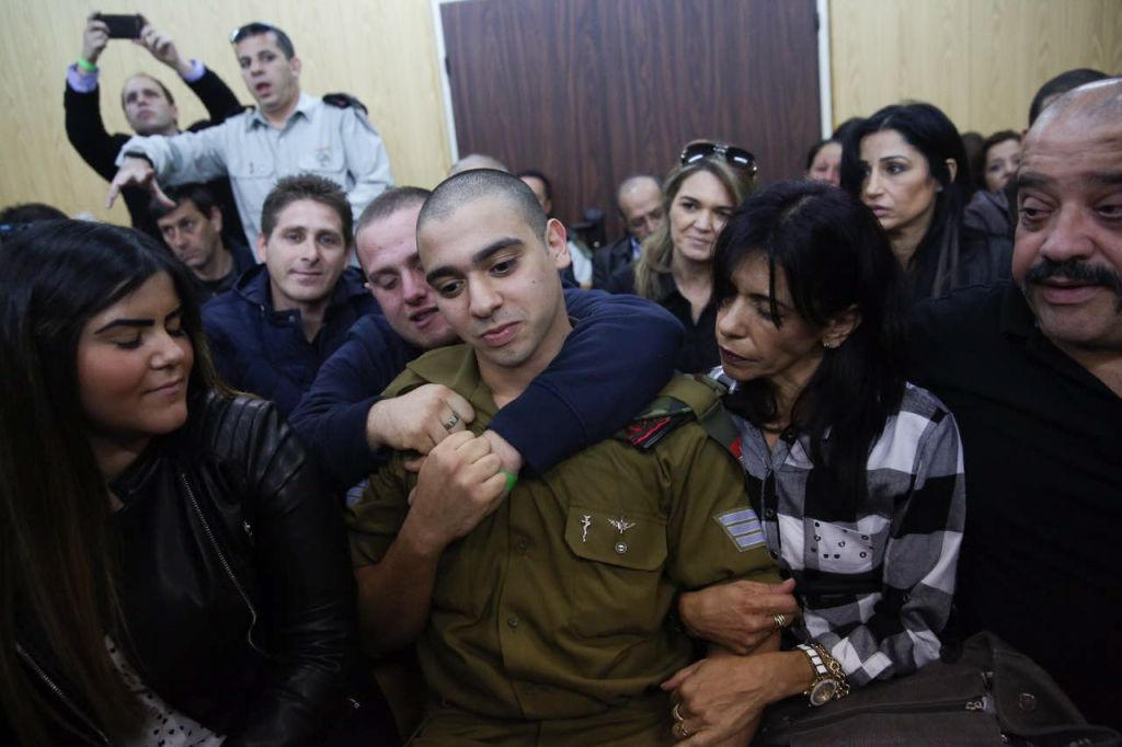 Israeli soldier convicted of manslaughter over shooting of Palestinian attacker