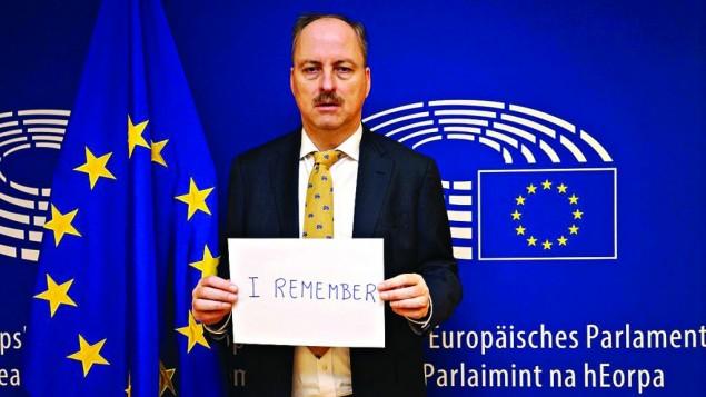 Secretary General of the European Parliament Klaus Welle