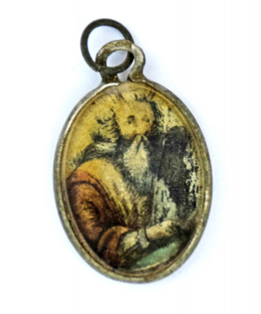 Pendant of teen, possibly linked to Anne Frank, found at death camp