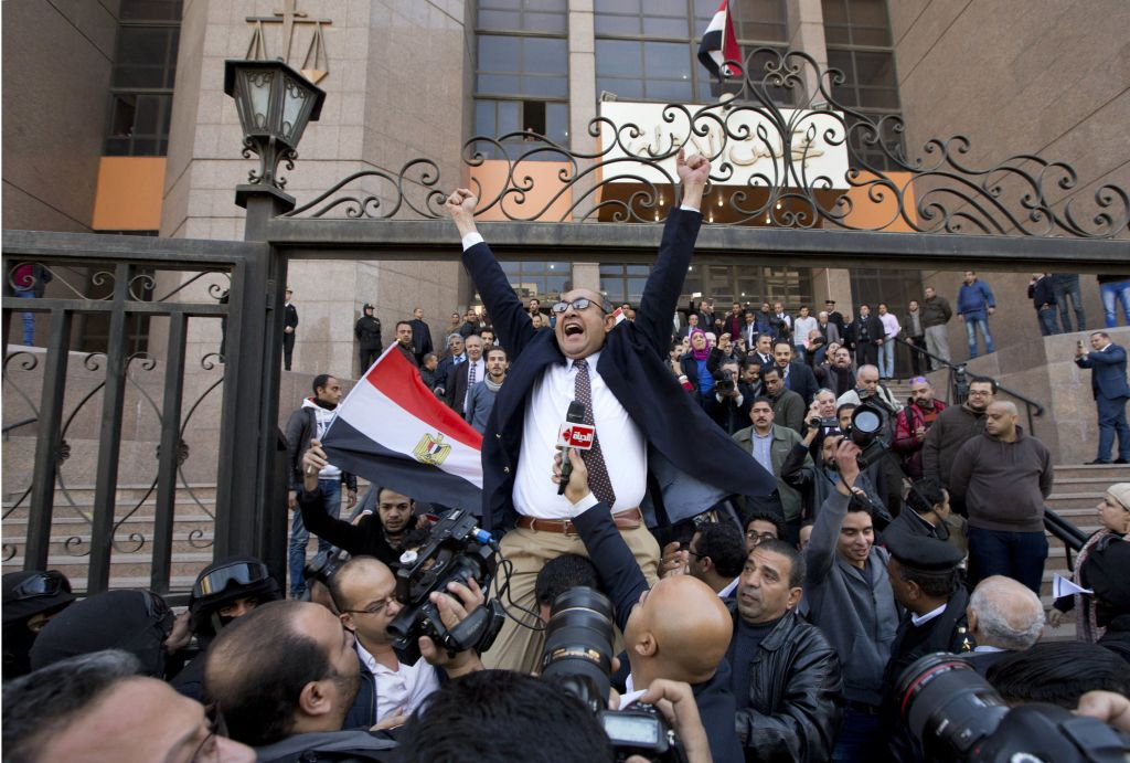 Egypt parliament to vote on islands deal after defence committee approval
