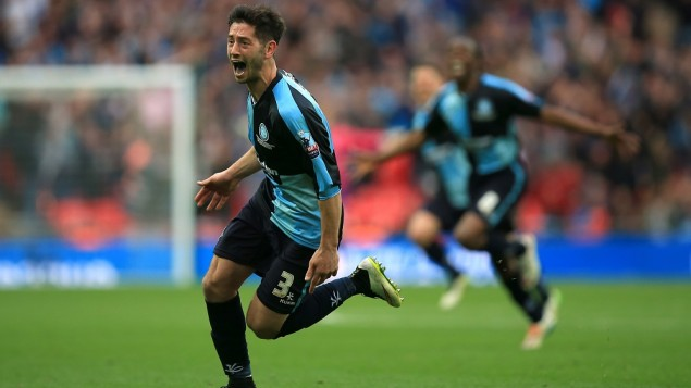Soccer - Sky Bet League Two - Play Off - Final - Southend United v Wycombe Wanderers - Wembley Stadium