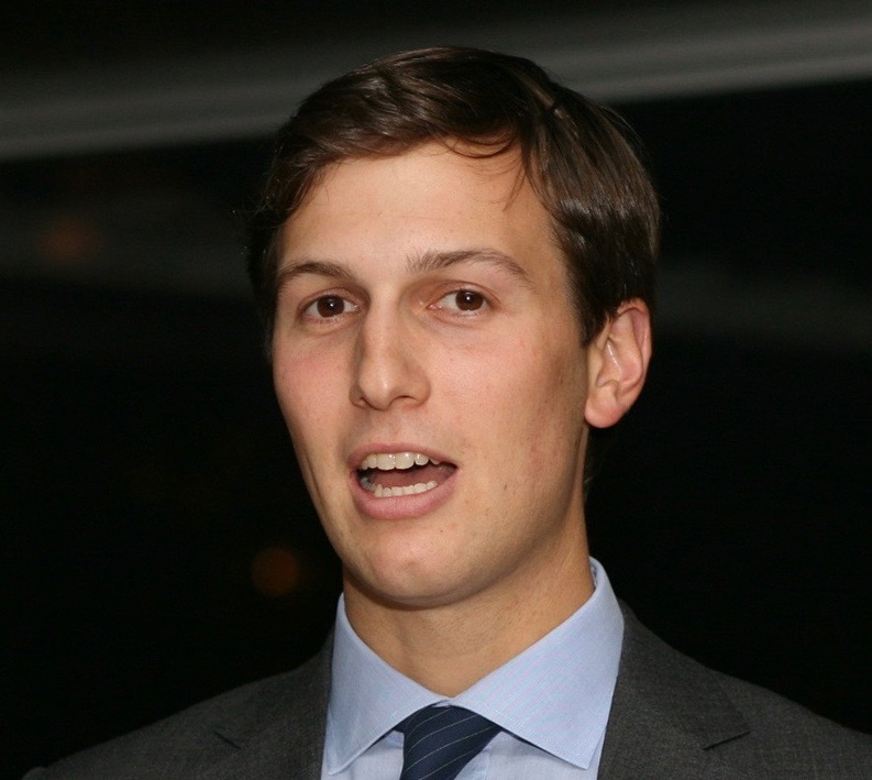 Trump S Tax Returns Illegally Published By New York Times: Trump: Jared Kushner A 'natural' To Solve The Middle East