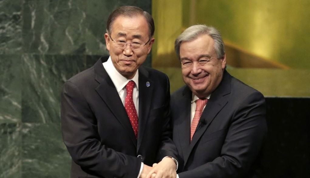 New UN Chief Touts Value of Multilateralism