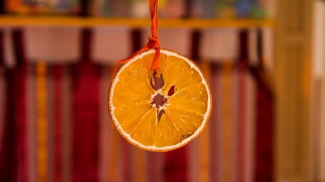 Illustration d'une orange coupée (Crédit : CC0 Public Domain/Pixabay)