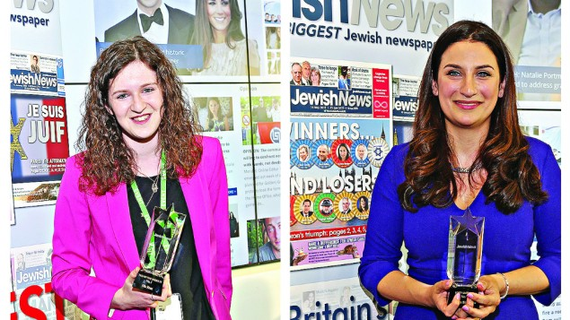 Ella Rose and Luciana Berger, who topped our Twenty-Five Under and Forty Under lists in 2015