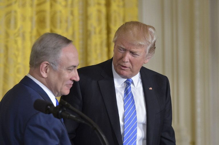 Donald Trump Brags About Electoral College Votes (Again) When Asked About Anti-Semitism