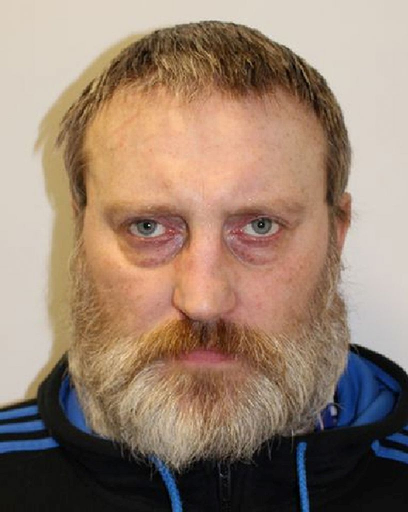 A Metropolitan Police photo of white supremacist Sean Creighton who has been jailed at Kingston Crown Court (Photo credit: Metropolitan Police/PA Wire)