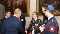Prince Charles meeting members of JLGB