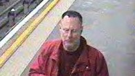 Police issue image of man wanted for questioning in connection with spate of antisemitic stickers on London Underground