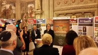 Deputy Ambassador Sharon Bar-li is welcomed for the first time in Houses of Parliament
