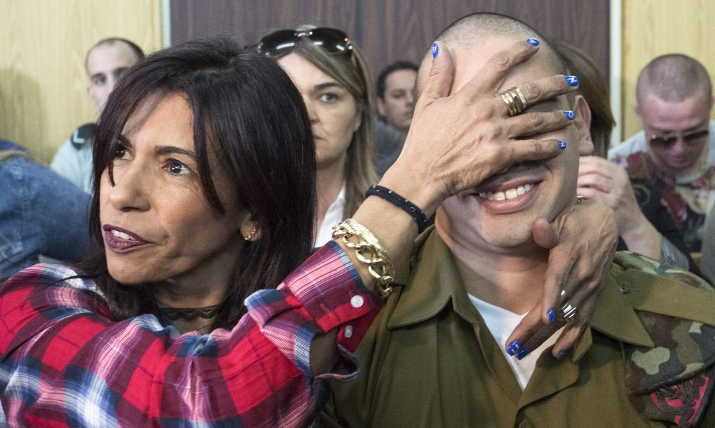 Israeli Military Court To Decide Fate Of Soldier Convicted Of Manslaughter