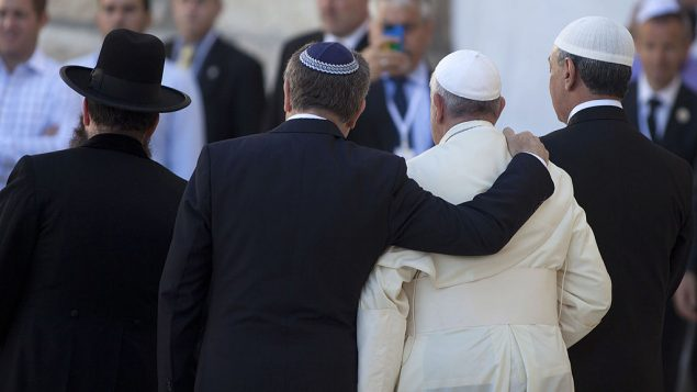 Pope Francis Visit To The Holy Land -  Day Two
