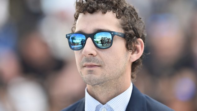 news opinion united states performance trump protest spearheaded actor shia labeouf shut down