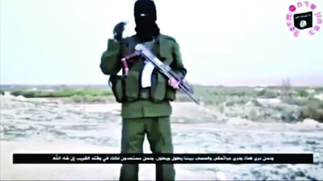ISIS video in Hebrew there won't be one jew left in Jeruselem