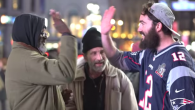 Homeless Super Bowl